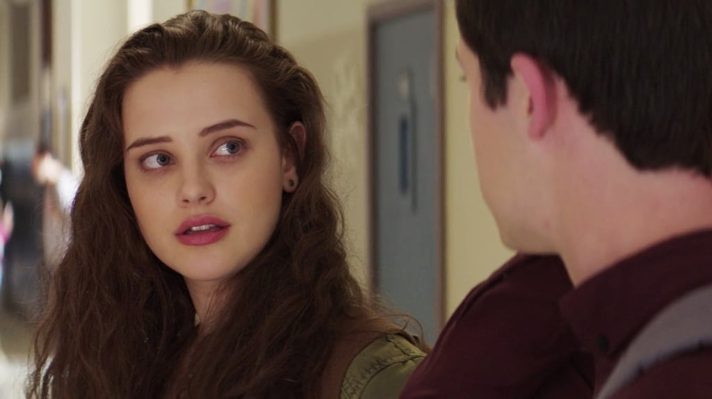 Hannah's Lipstick in 13 Reasons Why