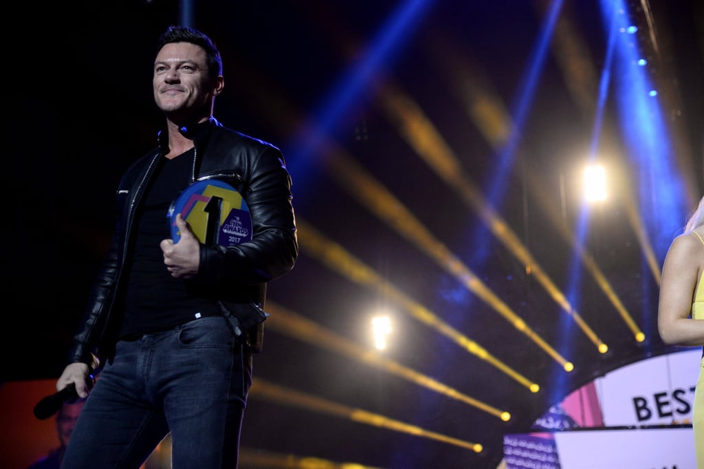 Luke Evans and Everything Else You Need to See From the BBC Radio 1 Teen Awards
