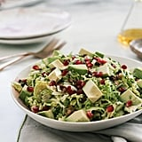 Crunchy Brussels Sprout With Pecorino and Apples and Candied Pecans