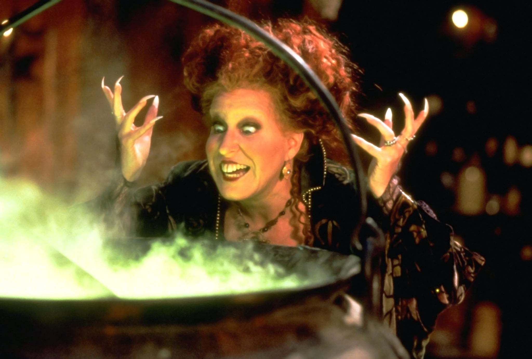 HOCUS POCUS, Bette Midler, 1993, (c) Buena Vista/courtesy Everett Collection