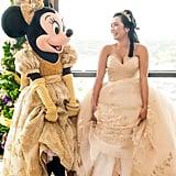 Nonica and Jeremy's Christmas Eve Walt Disney World Wedding