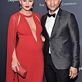 Chrissy Teigen and John Legend's Latest Red Carpet Outing Will Leave You Green With Envy
