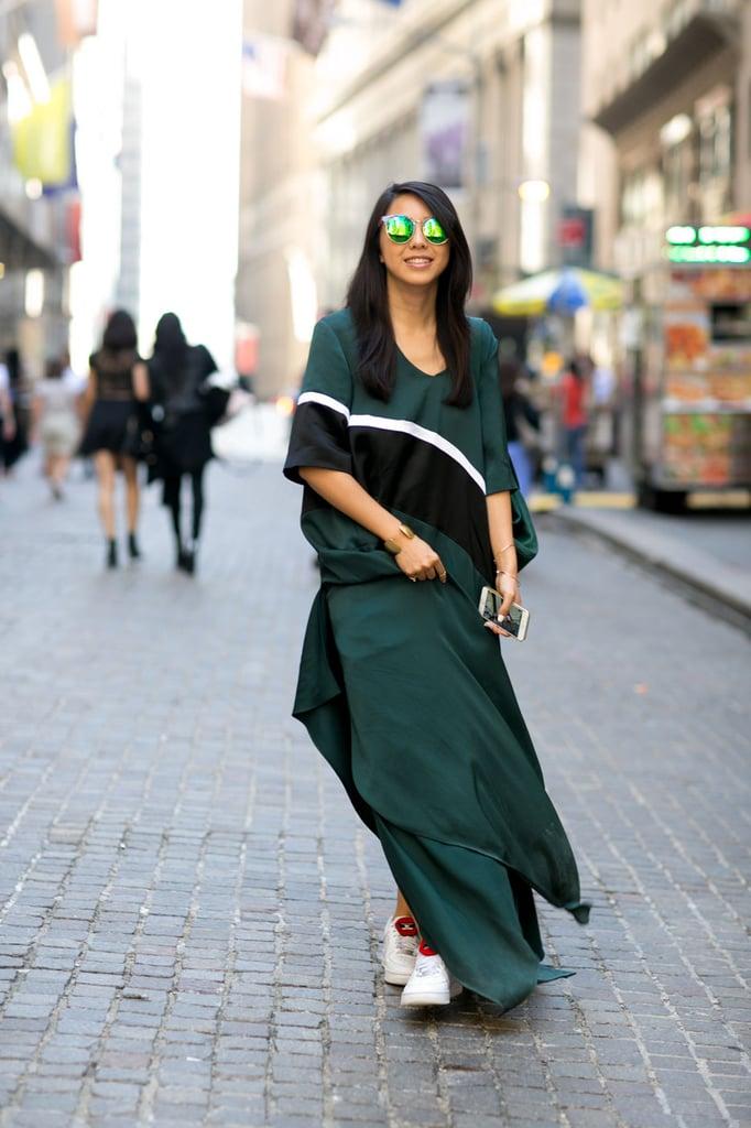 New York Fashion Week Jour 6 Street Style Fashion Week De New York Printemps 2016 Popsugar