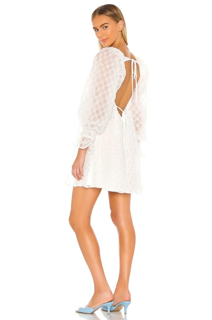 LPA Talulah Dress in White