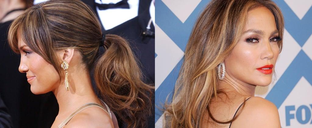 Jennifer Lopez Best Hair Colour Highlights