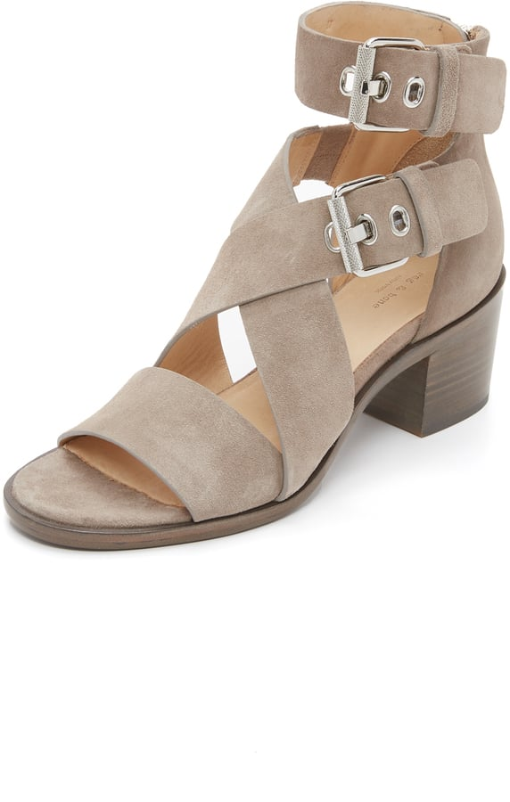d312df87eb0 Rag & Bone Madrid Sandals ($450)   What Shoes Should I Wear to the ...