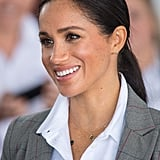 Meghan Markle's Natalie Marie Initial Necklace