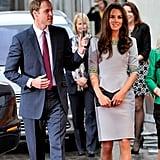 Kate Middleton's Two Brilliant Peplum Looks