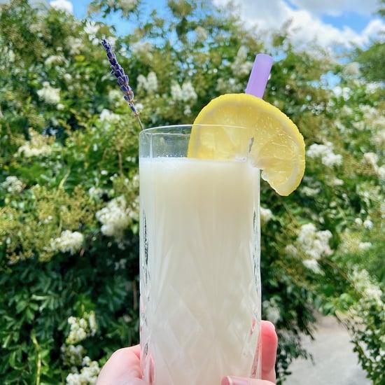 TikTok's Creamy Lemonade Recipe With Photos