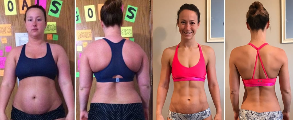 75-Pound Weight Loss CrossFit and Renaissance Periodization
