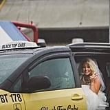 Rainy Wedding in Vancouver