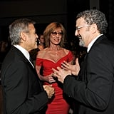 George Clooney and Shailene Woodley Pictures at DGA Awards