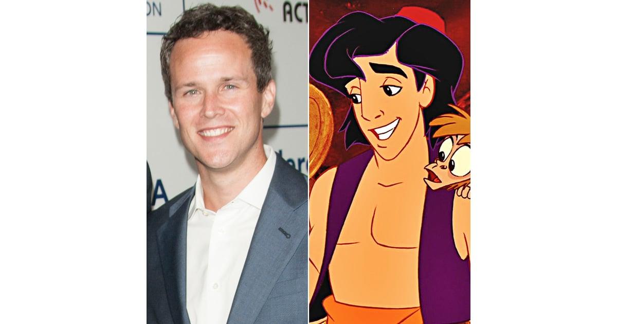 Scott Weinger Aladdin Scott Weinger: Aladdin...