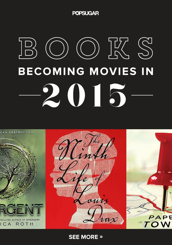 Books Becoming Movies in 2015