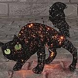 Garden Selections Halloween Decoration Cat