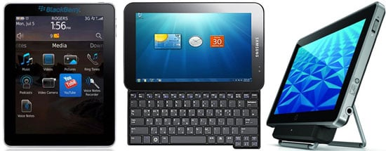 New Tablets Coming in 2011