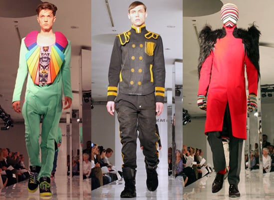 Royal College of Art MA Show RCA Fashion Menswear