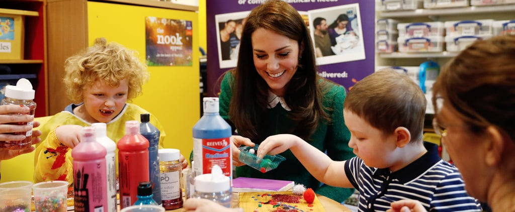 The Duchess of Cambridge Speaks About the Importance of Children's Hospice in a Moving PSA