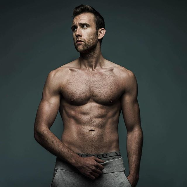 ... Longbottom Became the World's Sexiest Wizard | POPSUGAR Celebrity UK