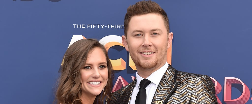 Scotty McCreery and His Wife Gabi Dugal Pictures