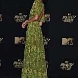 Zendaya Zuhair Murad Dress at the 2017 MTV Movie Awards