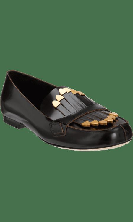 Chloé Fringe Loafer