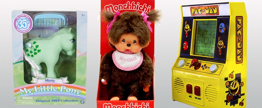 '80s Toys You Can Buy Now