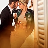 Gigi Hadid and Zayn Malik Vogue Pictures