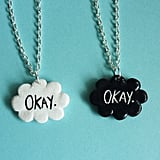The Fault in Our Stars Necklace Set ($11)
