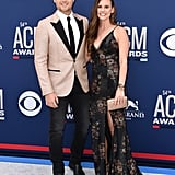 Pictured: Scotty McCreery and Gabi Dugal