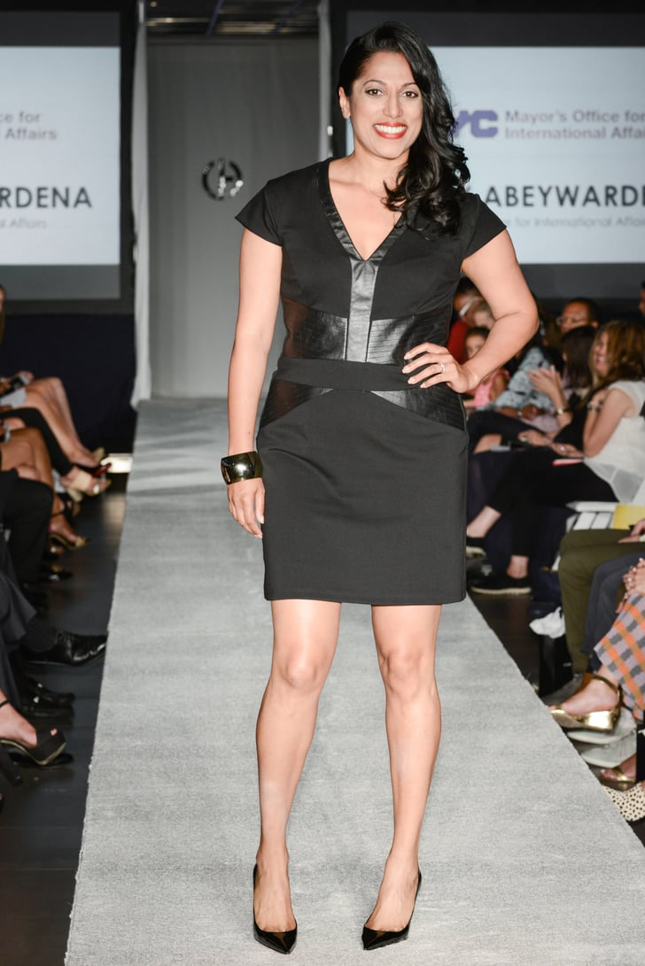 Penny Abeywardena Carrie Hammer Spring 2016 Show
