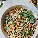 10-Minute Thai Broccoli and Chickpea Salad