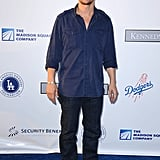 Matthew McConaughey and Camila Alves at LA Dodgers Gala 2016