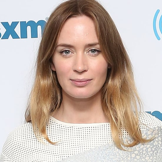 Emily Blunt Talking About Her Breakup With Michael Buble