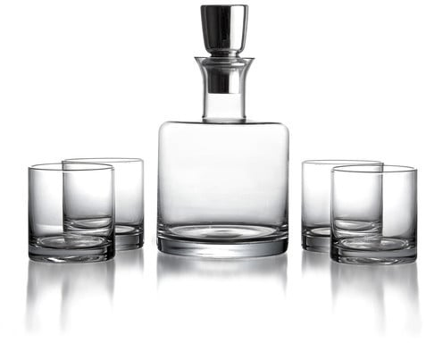 For Him: 5-Piece Decanter Set