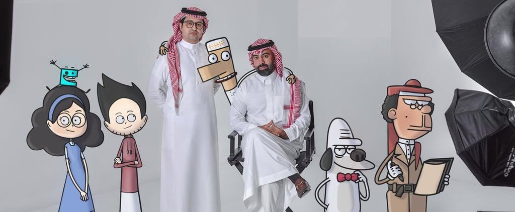 نتفليكس تبرم شراكة استثنائية مع استوديو ميركوت في السعودية