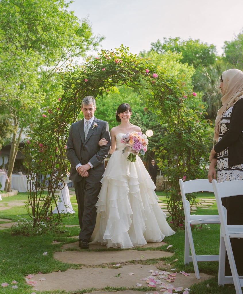 Wedding Ceremony Aisle Walk Songs For Walking Down The Popsugar Love Uk