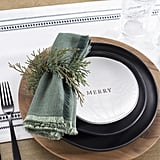 Hearth & Hand With Magnolia Green Dinner Napkins