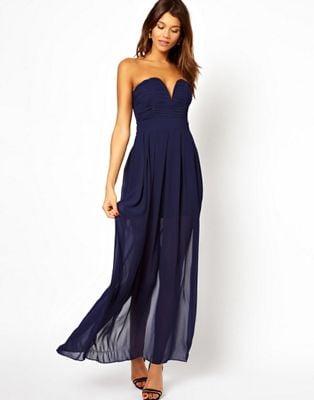 ASOS's lightweight gown