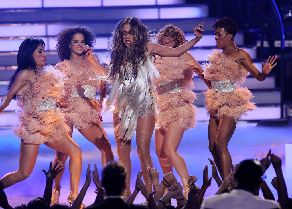 Beyoncé, Lady Gaga, Carrie Underwood, and J Lo Celebrate a New American Idol Winner Live