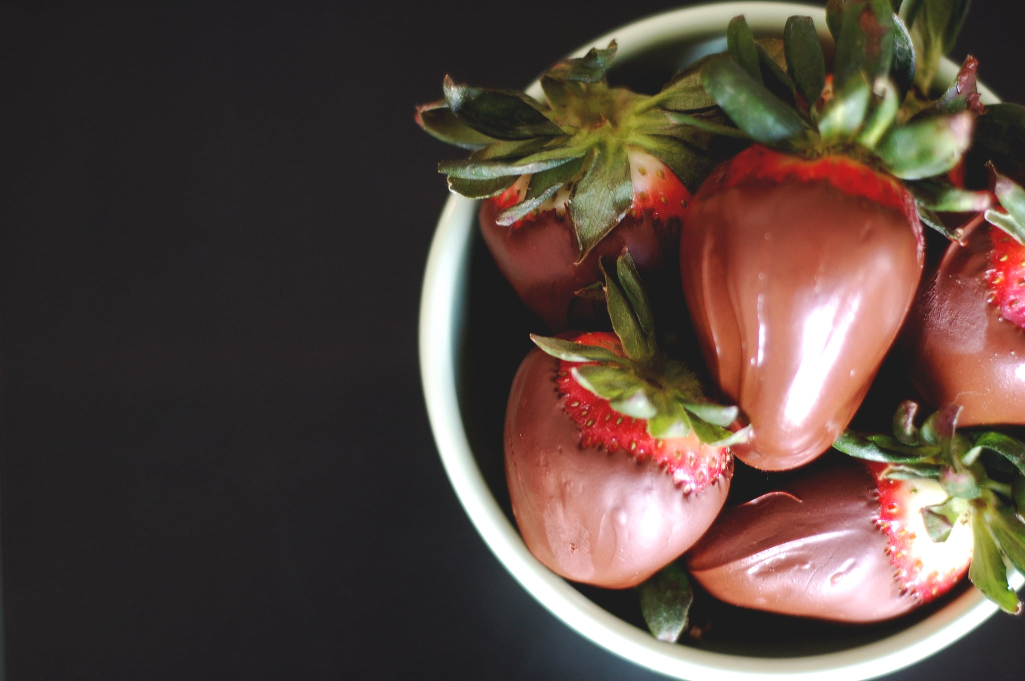 Chocolate Covered Strawberries 50 Ideas For Homemade Edible Valentine S Day Gifts Popsugar Food Photo 5