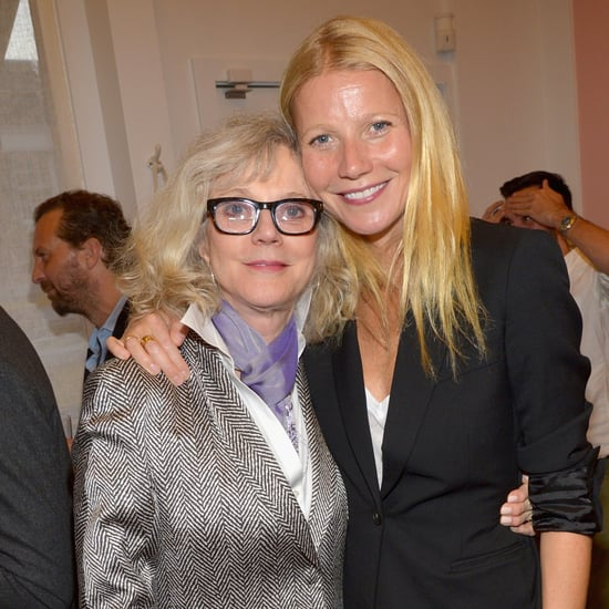 Gwyneth Paltrow With Blythe Danner at Goop Pop-Up Shop