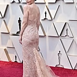 Leslie Bibb at the 2019 Oscars