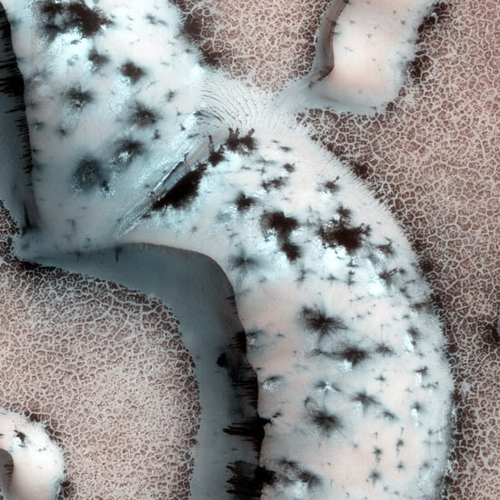 Close-Up Pictures of Mars