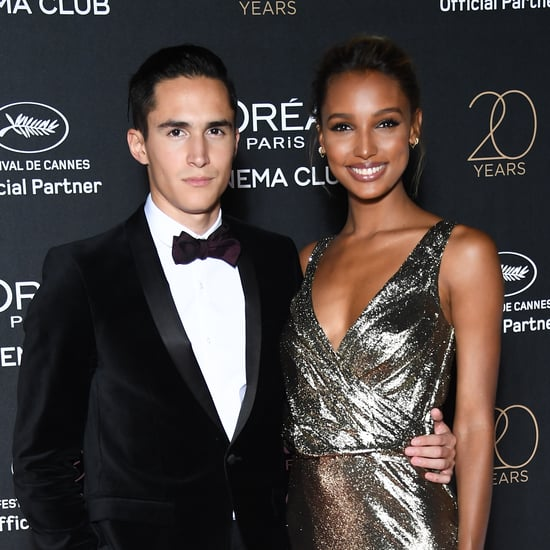See Jasmine Tookes's Giant Engagement Ring