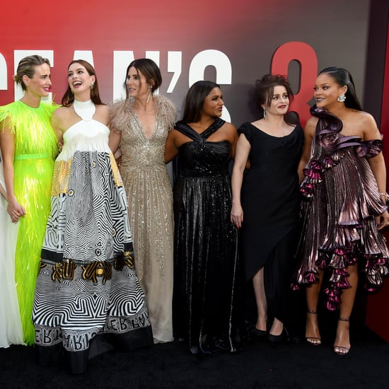 Ocean's 8 Cast Quotes About Rihanna