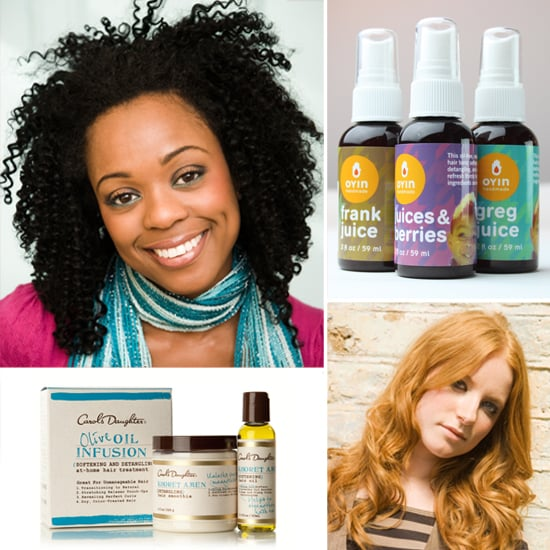 Curly Hair Brands and Products