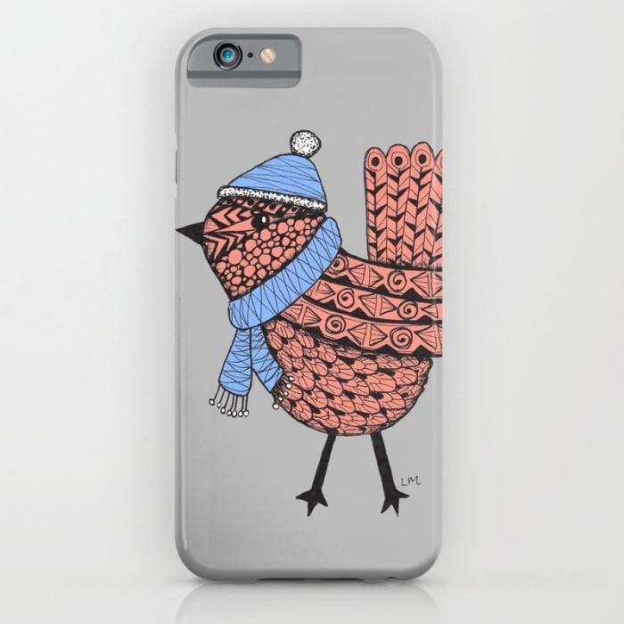 Winter Bird iPhone Case ($35)