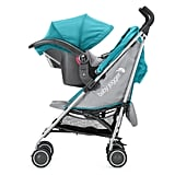 The Baby Jogger Vue Lite Travel System