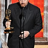 Louis C.K. won the Emmy for comedy writing on Louie.